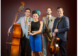 Concert de Saphie Wells - The Swing Cats