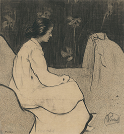 Exposició 'Ramon Pichot. D'Els Quatre Gats a La Maison Rose'