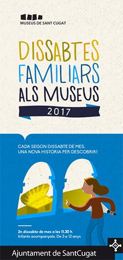 Dissabtes familiars als Museus de Sant Cugat
