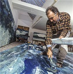 Exposició 'Explorar i reivindicar. La pintura de Niebla'. Pintura