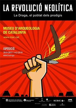Exposició 'La revolució neolítica: La Draga, el poblat dels prodigis'