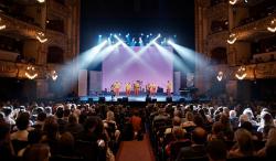 Catalunya Aixeca el Teló, gala de presentació de la temporada teatral 2017-2018