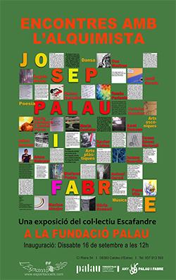 Exposició 'Encontres amb l'Alquimista'