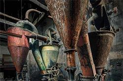 Exposició 'Passat industrial, espais de l'oblit'. Fotografia