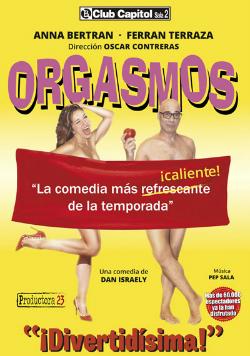 Representació d'Orgasmos, de Dan Israely