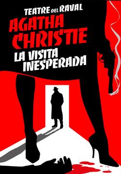 Representació de La visita inesperada, d'Agatha Christie