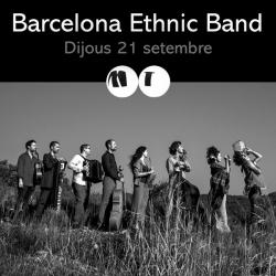 Concert de Barcelona Ethnic Band