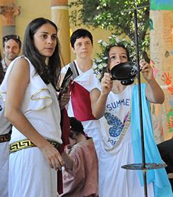 Activitats infantils i familiars de cap de setmana al MAC Barcelona