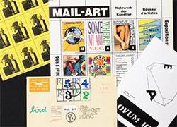 Exposició 'Mostreig #2. This is mail art '