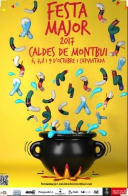 Festa Major i Capvuitada de Caldes de Montbui