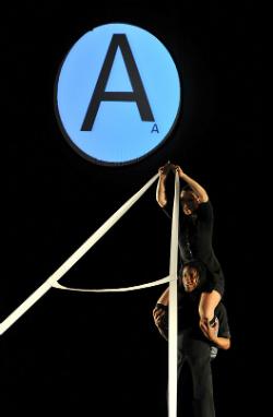 Addaura, Teatre Visual, amb Embrossa't