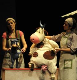 Companyia Inspira Teatre, amb El cel de la Jojó