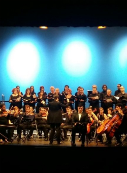 Concert de l'Orquestra Baetulo