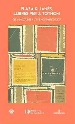Exposició 'Plaza - Janés, llibres per a tothom'