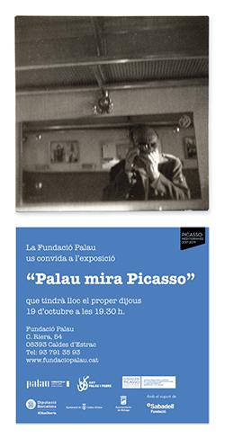 Exposició 'Palau mira Picasso'