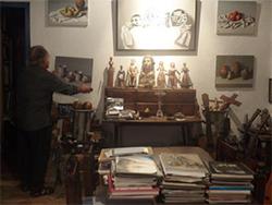 Dia de l'Artista als Museus de Sitges