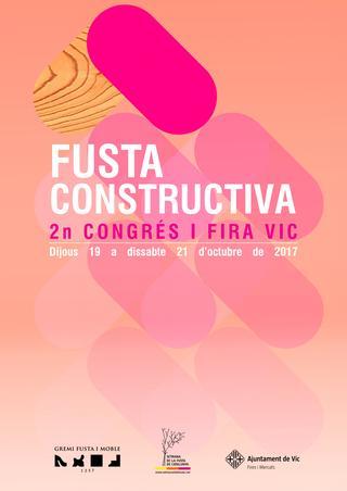 Congrés Fira de la Fusta Constructiva 2017
