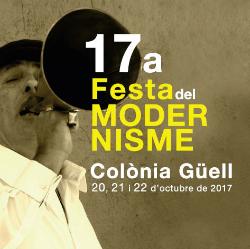 17a Festa del Modernisme de la Colònia Güell
