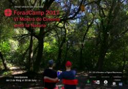 ForadCamp, 6a Mostra de Cinema amb la Natura 2017