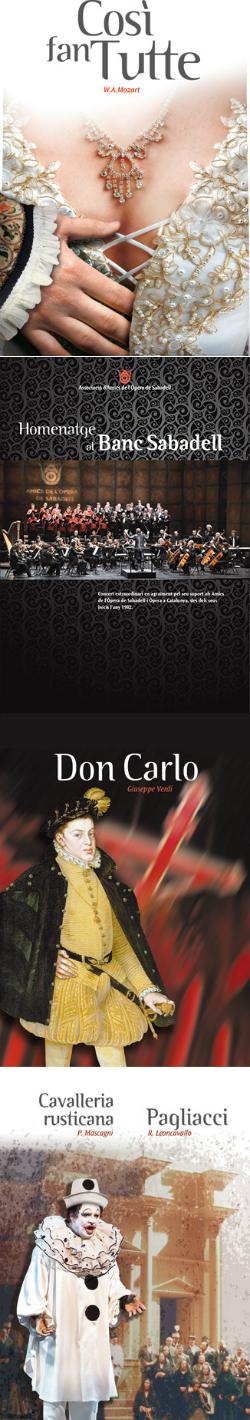 Temporada 2017-2018 de l'Associació d'Amics de l'Òpera de Sabadell: Così fan Tutte, Concert