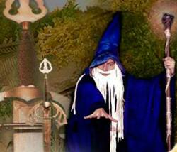Companyia Veus Veus, amb L'espasa màgica del Rei Artur