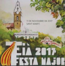 Festa Major de Sant Martí a Teià