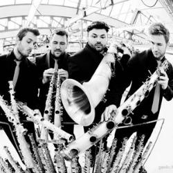 Concert del Quatuor Morphing