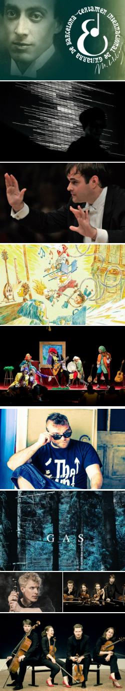 Concerts de novembre a L'Auditori (I)