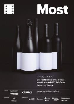 MOST 2017: 7è Penedès Festival Internacional de Cinema del Vi i el Cava