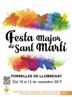 Festa Major de Sant Martí a Torrelles de Llobregat
