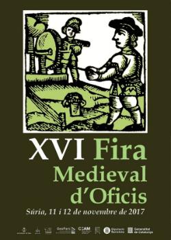XVI Fira Medieval d'Oficis a Súria