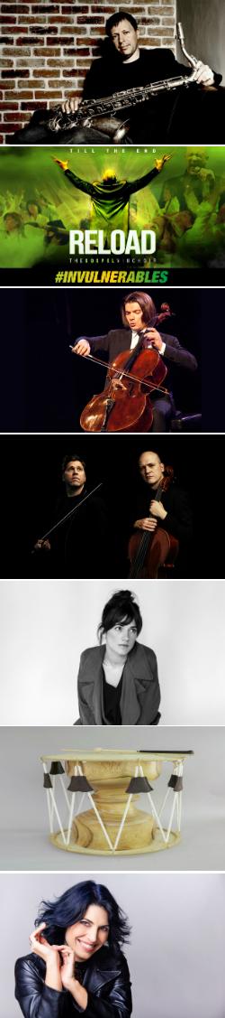 Concerts de novembre a L'Auditori (III)