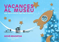 Obertes les inscirpcions als tallers d'hivern 'Vacances al Museu' del mNACTEC