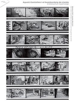 Exposició 'Agustí Centelles i el bombardeig de Lleida. Crònica d'un reportatge'