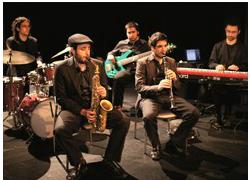 Actuació de December Quintet