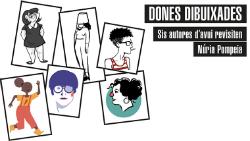 Exposició 'Dones dibuixades'