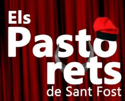 Representació d'Els Pastorets de Sant Fost