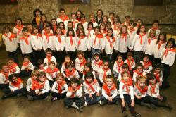 Concert de Nadal de la Coral Infantil Mestre Güell de Tàrrega