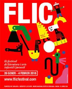 FLIC, 8è Festival de literatures i arts infantil i juvenil