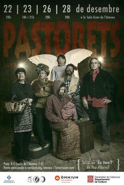 Representació d'Els Pastorets de Sant Just