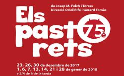 Representació d'Els Pastorets o l'adveniment de l'Infant Jesús, de Josep M. Folch i Torres