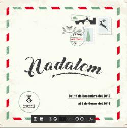 Nadalem, programació de Nadal a Martorell