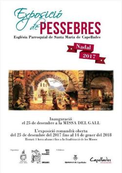 Exposició de Pessebres a Capellades