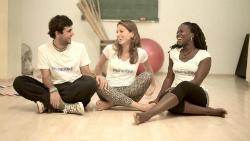 Espectacle de Mainasons: canta i balla amb la Nia, la Mel i en Ton