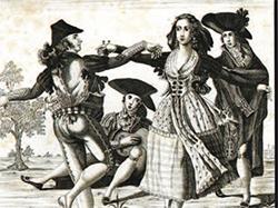 Curs de dansa antiga: Dansa d'escola ibèrica