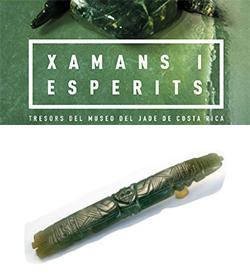Exposició 'Xamans i Esperits. Tresors del Museo del Jade de Costa Rica'