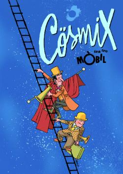 Companyia Teatre Mòbil, amb Cösmix