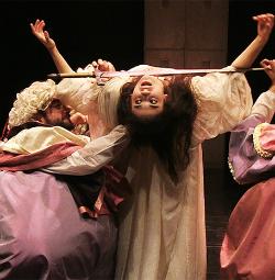 Representació de l'òpera La flauta màgica - Variacions Dei Furbi