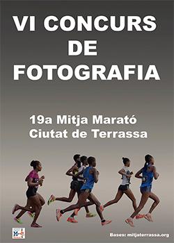 Exposició 'VI Concurs de de Fotografia Mitja Marató de Terrassa'