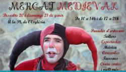 Mercat Medieval de Sant Vicenç de Montalt